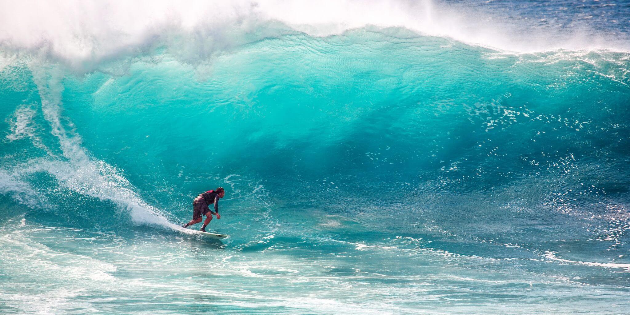 Mental Monday: Reite die Welle