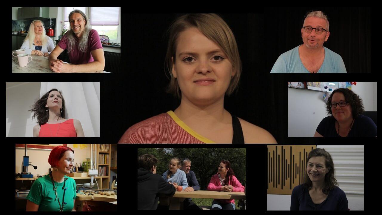 Gnadengaben: neues Projekt und erster Kurzfilm