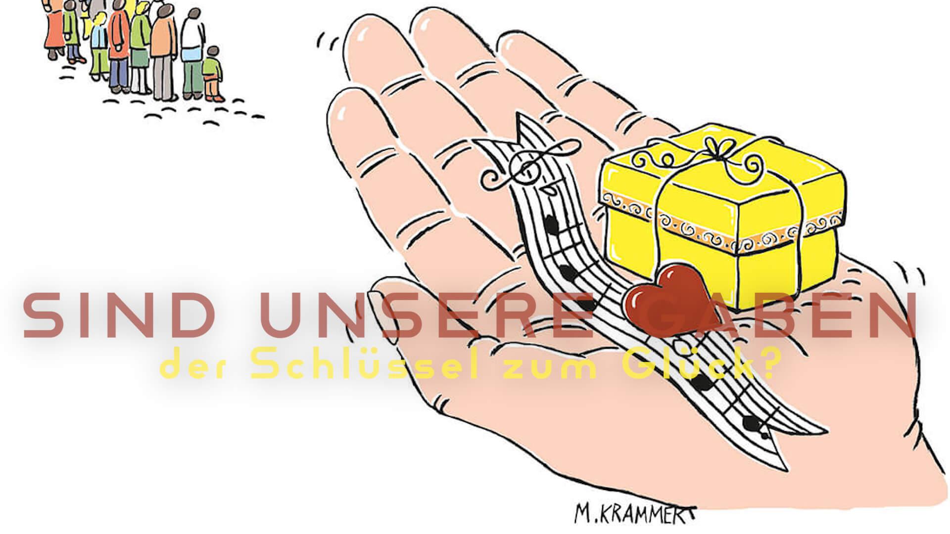 Mental Monday #31: Sind unsere Gaben der Schlüssel zum Glück?
